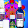 Aura Sprays, Essential Oils and Roll On